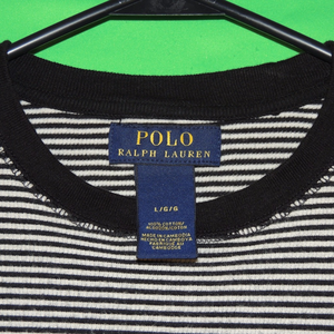 Polo by Ralph Lauren Shirts - Polo Ralph Lauren Men's Large Striped Sleep Shirt