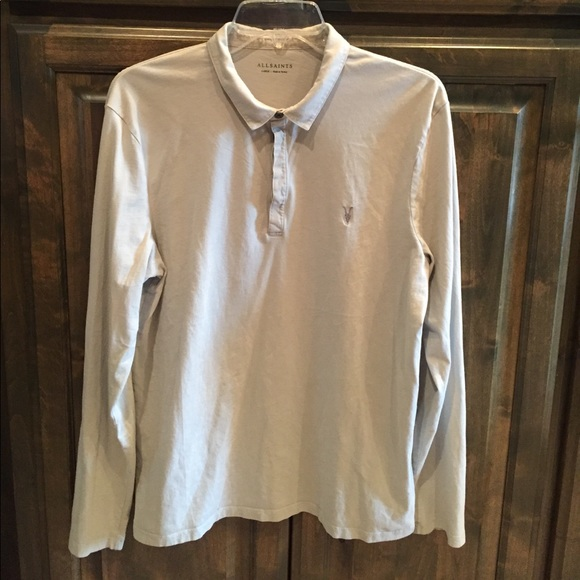 64 off all saints other all saints reform long sleeve for All saints polo shirt