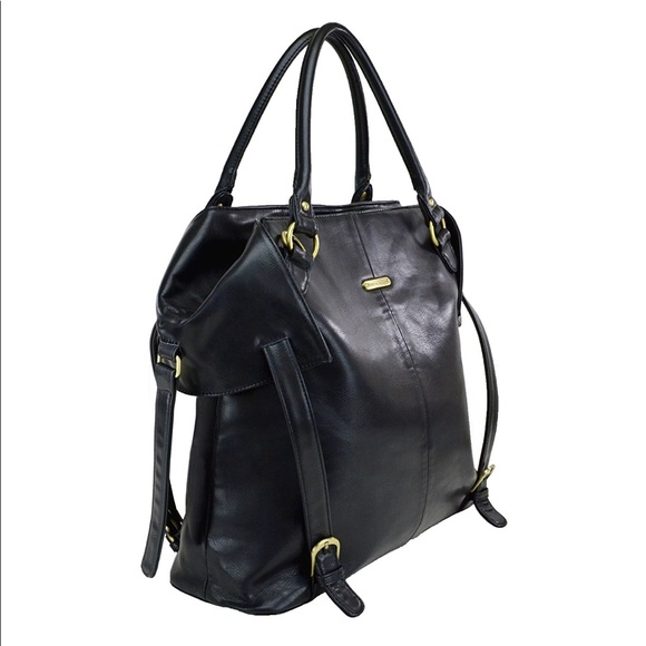 66 off timi leslie handbags timi leslie charlie diaper bag black from jaime 39 s closet on. Black Bedroom Furniture Sets. Home Design Ideas