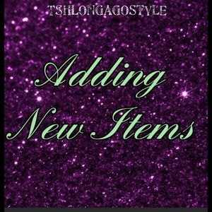 💜New Items are being added! Come and Shop! 💜