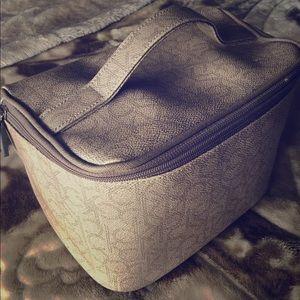 Calvin Klein Storage Bag/Makeup Tote