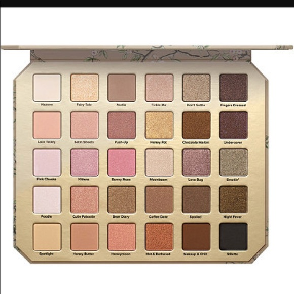 All Natural Eyeshadow Palette Too Faced