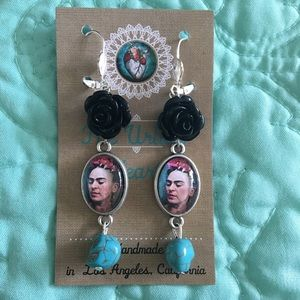 Jewelry - Frida Kahlo Earrings