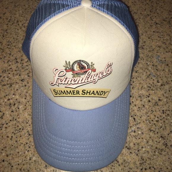 Leinenkugel s Summer Shandy Trucker hat. M 5968f1ad2ba50af57b00b534 555b57f32c9