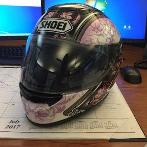 Other - Women's shoei small helmet