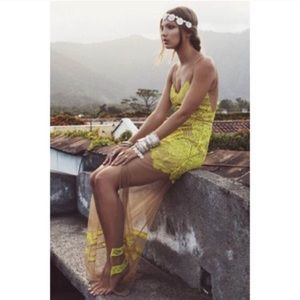 NWT 🍋 For Love and Lemons 🍋 Antigua Gown