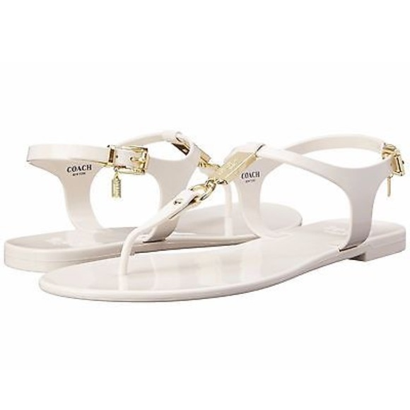 Coach Piccadilly Sandals   Poshmark