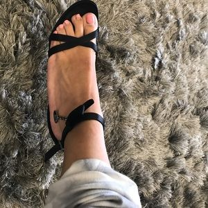 Gucci Shoes - Gucci Strappy Heel