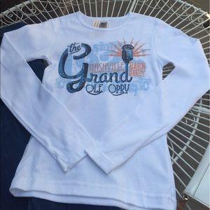 NWT Grand Ole Opry L/S Tee