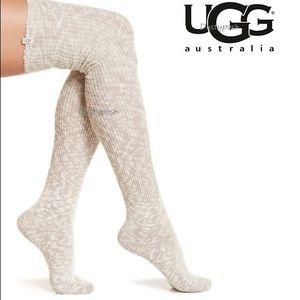 UGG Over The Knee Socks Thigh High Cotton OTK New