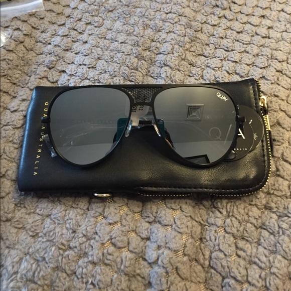 1e91dafa4 Quay Australia Accessories | Kyliexquay Iconic Sunglasses Black ...