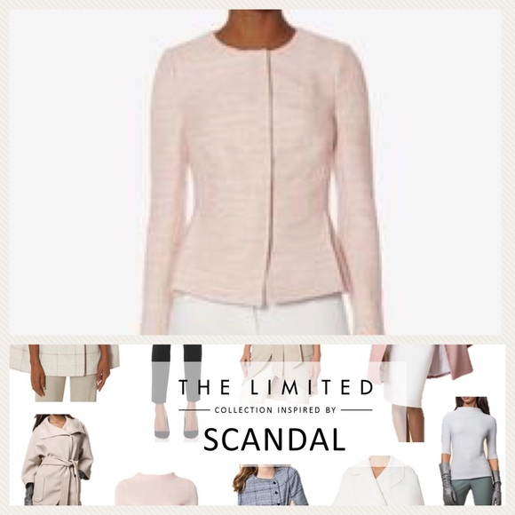 79956458 The Limited Jackets & Coats   Scandal Collection Blazer   Poshmark