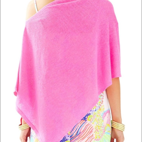 70% off Lilly Pulitzer Sweaters - Lilly Pulitzer hot pink sweater ...