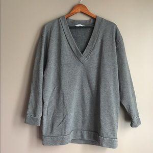 Zara W & B Collection oversized sweater