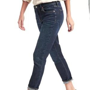 Gap Girlfriend Midrise Slim Jeans 32t