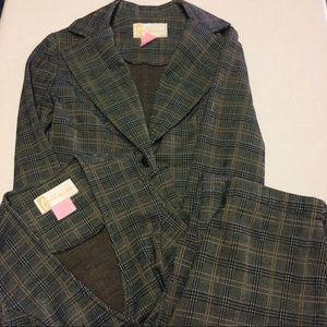 "VINTAGE ""Collegian"" 3 piece suit"