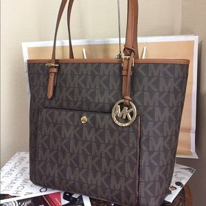 Brand New New Large Michael Kors Tote