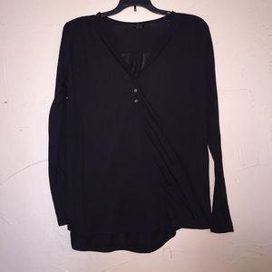 Flash Sale Black Blouse