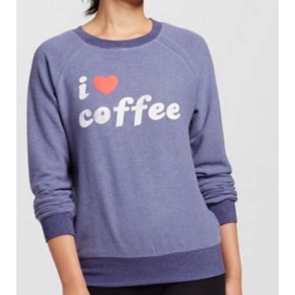 b7da81cec29f Grayson Threads Tops - 🆕 I Love Coffee Super Soft   Cozy Sweatshirt