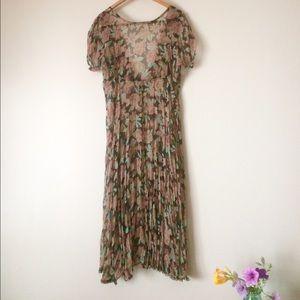 Dresses & Skirts - Sale❤️❤️Sheer dress diaphanous vintage-inspired M