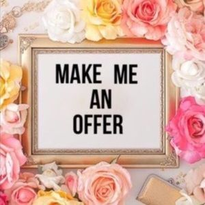 💝💝💝ACCEPTING OFFERS💝💝💝