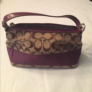 NWOT coach original handbag