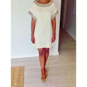 Alice + Olivia  Beaded Neck & Cuff Dress NWT✨✨