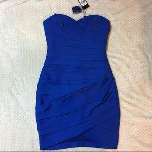 Price Drop 🎉🎊NWT BCBG MaxAzria Madge mini dress.