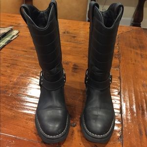 Chanel Paris-Dallas Mid-calf Boots!