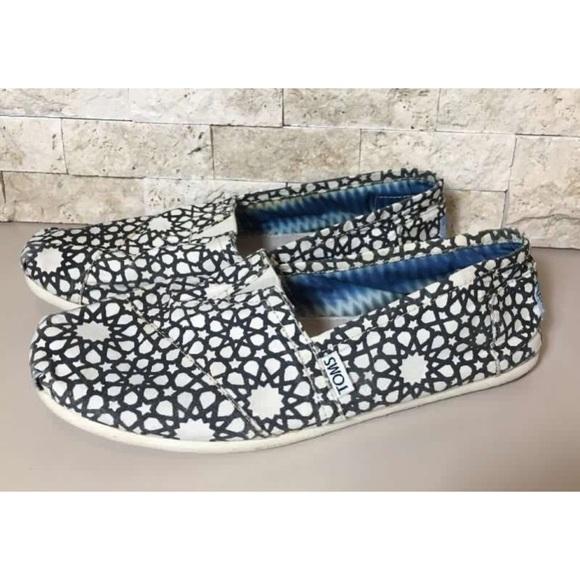 True Religion Womens Canvas Shoes