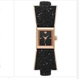 Kate Spade Swarovski Bow Watch - Kenmare- FIRM