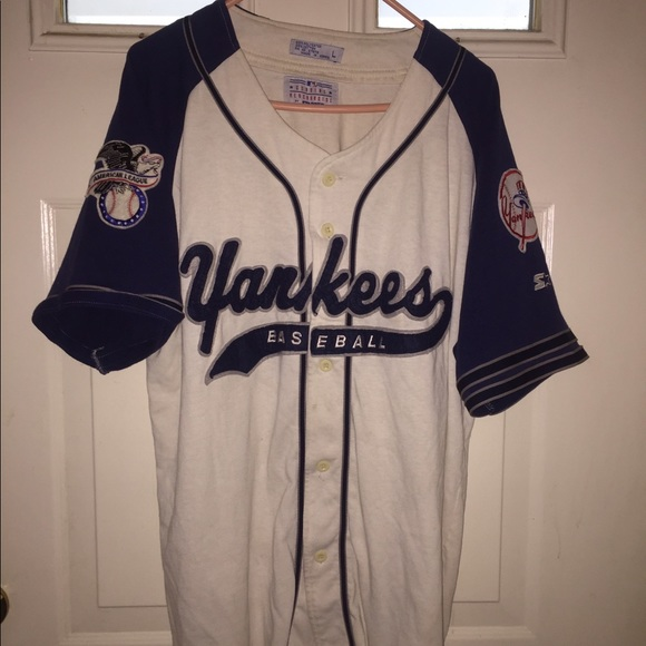 save off 5c7e2 86091 New York Yankees vintage jersey
