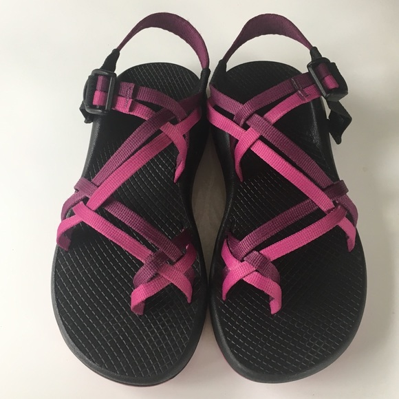 c12410f95701 Chacos Shoes - FLASH SALE Chaco ZX 2 VIBRAM Sandals Pink   Purple
