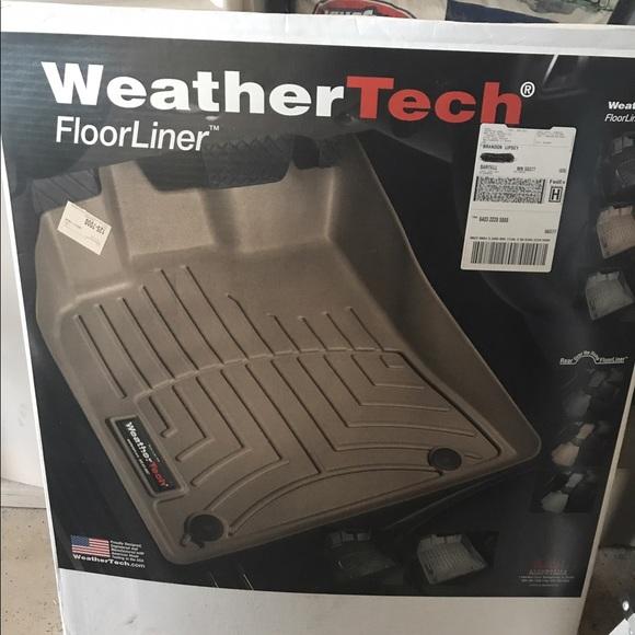 Smartliner 2008 2019 Toyota Sequoia Floor Mat Custom Liner: Weathertech Floor Mats 2017 Toyota Sequoia
