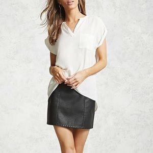 Tops - NWT white blouse