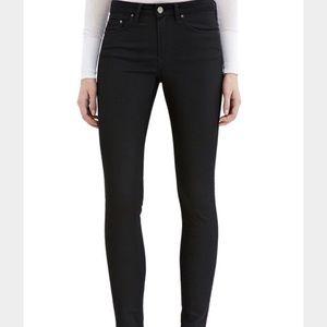 Zara high Waisted Trafaluc skinny jeans