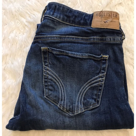 92% off Hollister Denim - ⚡️FLASH SALE⚡️Hollister Jeans ...