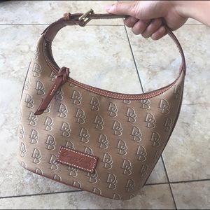 Dooney & Bourke Mini Purse Handbag Clutch NWOT