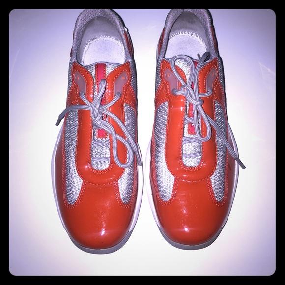 Prada Shoes | Mens Sneaker | Poshmark