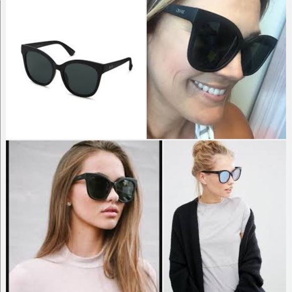 51d3edddbc Quay its my way sunglasses cat eye sunglasses. M 59695c906802784847009877