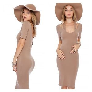 Dresses & Skirts - Caramel Babe HP🎉