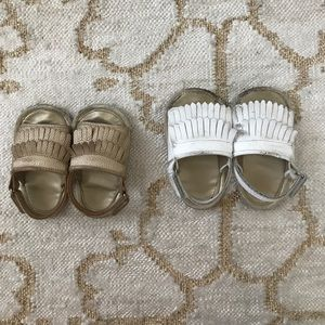 Other - Baby girl summer fringe sandals!