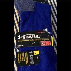 Under Armour Underwear & Socks - Under Armour Men's Baseball Over-the-Calf Socks