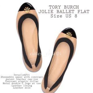 💯% Authentic Tory Burch Jolie Ballet Flat