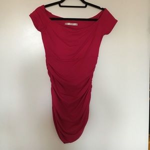Pink mini dress Susana Monaco