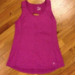 *SALE* Old navy active pink tank top