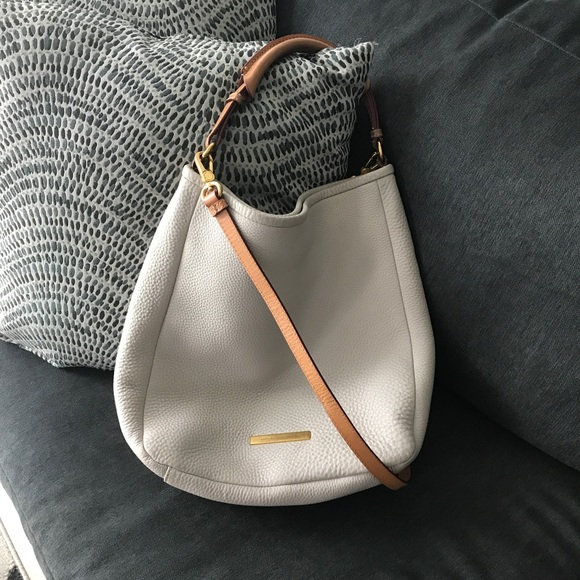 3490f74e6ae Marc by Marc Jacobs Softy Leather Saddle Hobo. M_59697b4d4225be1ca00034f9