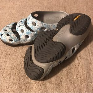 eed7bdf7dad Keen Shoes | Yogui Arts Hawaii Size 8 Sandal Slip On | Poshmark