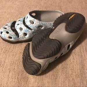 1cc8d81fda4 Keen Shoes | Yogui Arts Hawaii Size 8 Sandal Slip On | Poshmark
