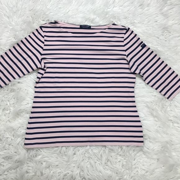 70 off saint james tops saint james stripe three for St james striped shirt